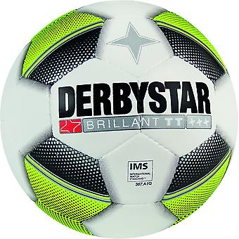 DERBY STAR training ball - brilliant TT dual bonded +.