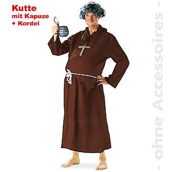Мужской костюм монах капот брат отца мужской костюм