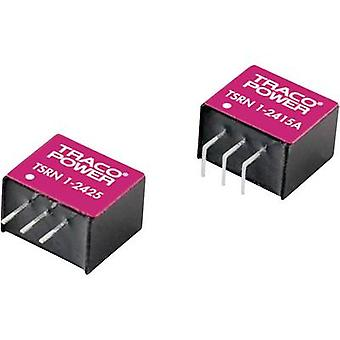 TracoPower TSRN 1-2465 DC/DC converter (print) 24 Vdc 6.5 Vdc 1 A No. of outputs: 1 x