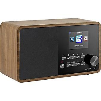 Imperial i110 Internet Table top radio Internet radio, USB Wood