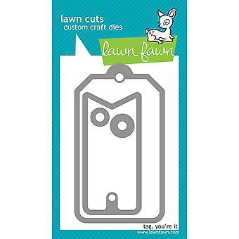 Lawn Cuts Custom Craft Die -Everyday Tags