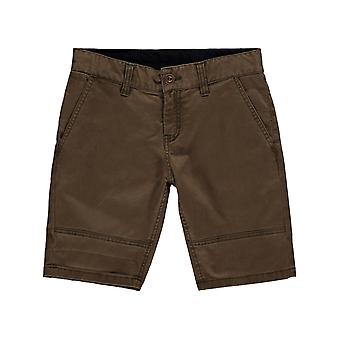 Oneill Dark Olive Friday Night Chino Kids Shorts
