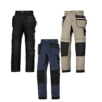 Snickers LiteWork, 37.5® Work Trousers with Knee Pad & Holster Pockets - 6206