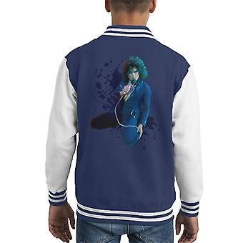 TV Times Marc Bolan On Supersonic Live T Rex Kid's Varsity Jacket