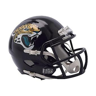 Riddell mini football helmet - NFL speed Jacksonville Jaguars