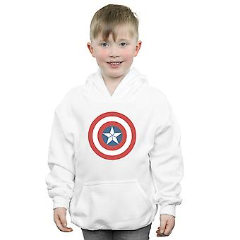 Marvel Boys Captain America Civil War Shield Hoodie
