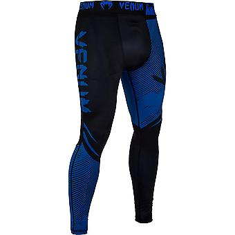 Venum No-Gi 2.0 MMA Compression Spats - Black/Blue