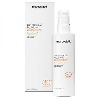 Mesoestetic Mesoprotech Sun Protective Body Lotion 30+ Original