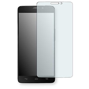 Alcatel one touch Idol X 6040A screen protector - Golebo crystal clear protection film