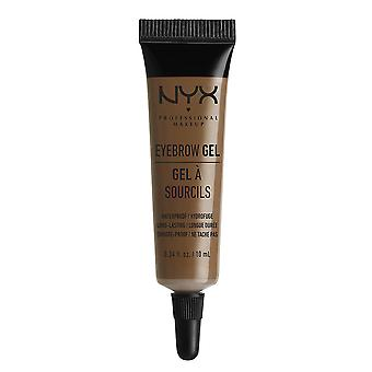 NYX Prof. MAKEUP Eyebrow Gel-Brunette