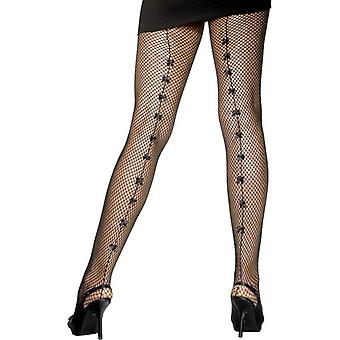 Fishnet Tights, One Size