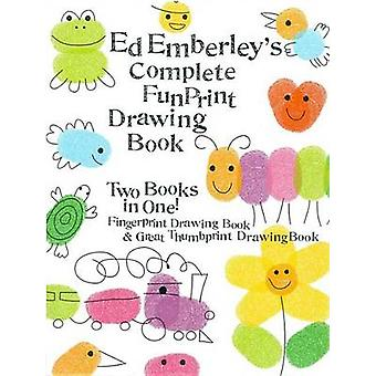 Ed Emberley's Funprint Book by Ed Emberley - 9780316174480 Book