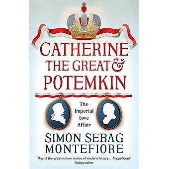 Katarzyna Wielka i Potemkin - Imperial romans przez Simon S