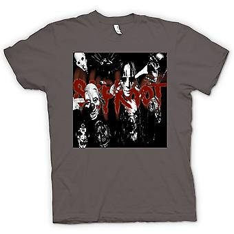 Womens T-shirt - Slipknot - Heavy Metal Band