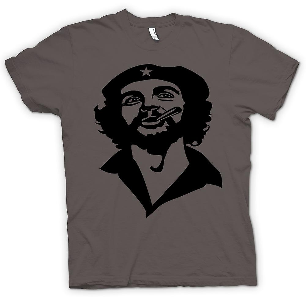 Womens T-shirt - Che Guevara Smoking Cigar