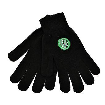 Celtic Core Knitted Gloves