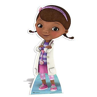 Doc McStuffins Lifesize cartulina recorte / pie - Disney
