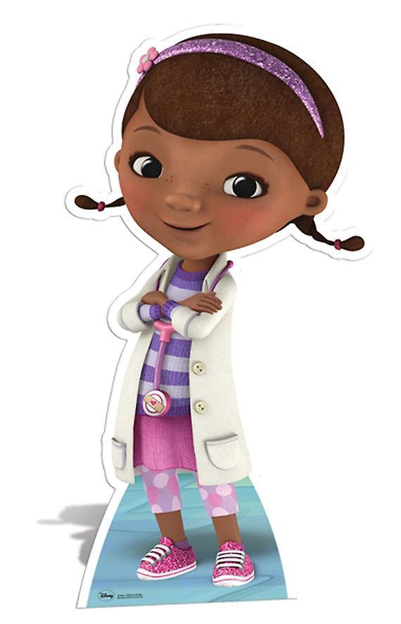 Doc McStuffins Levensgrote Kartonnen Uitsnede / Standee - Disney