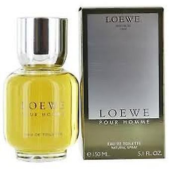 LOEWE POUR HOMME van Loewe 150ml 5oz Eau De Toilette EDT Spray
