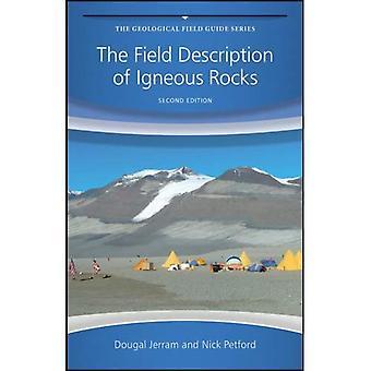 Die Feldbeschreibung der magmatischen Gesteine