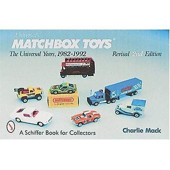 Matchbox Toys: Universal anos 1982-92