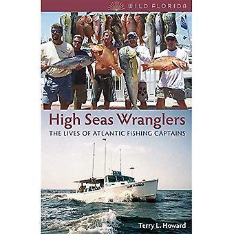 Öppet hav Wranglers: Liv Atlantic fiske kaptener (vilda Florida)
