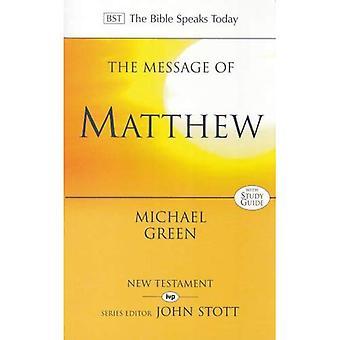 Meddelandet av Matthew (Bibeln talar idag)