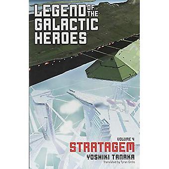 Legenden om galaktiska hjältarna, Vol. 4