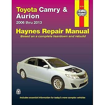 Toyota Camry & Aurion Automotive Repair Manual (Haynes Automotive Repair Manuals)