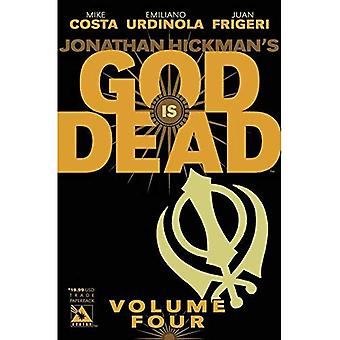 God is Dead Volume 4 (God Is Dead Tp)