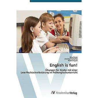 Englisch macht Spaß von zugeignet Rita