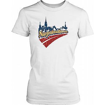 Nuova Zelanda Tour Ladies T Shirt