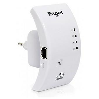 Engel PW3000 2.4 GHz 54 Mbps blanco repetidor Wifi