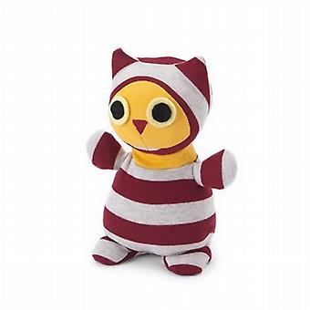 Intelex Socky Doll Fully Microwavable Toy: Hootle Owl