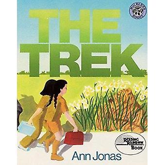 The Trek by Ann Jonas - Ann Jonas - 9780688087425 Book