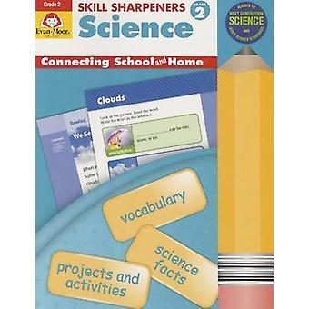 Skill Sharpeners Science - Grade 2 by Evan Moor - 9781629381541 Book