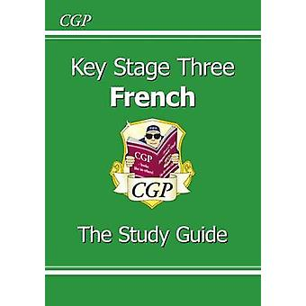 KS3 French Study Guide by CGP Books-CGP Books-9781841468303 Buch