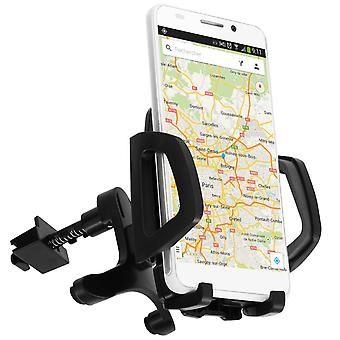 360° universal rotating car holder for smartphone- air vent mount