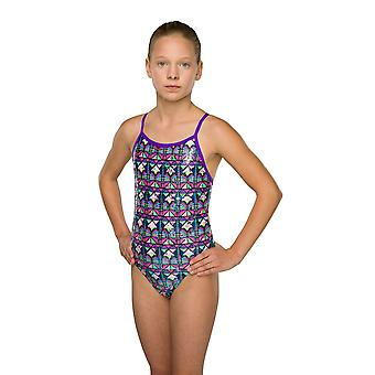 Maru Cheyenne Sparkle Fly Back Swimwear For Girls