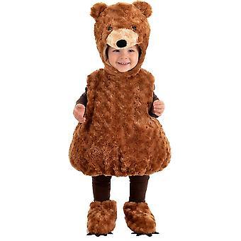 Teddybeer peuter kostuum