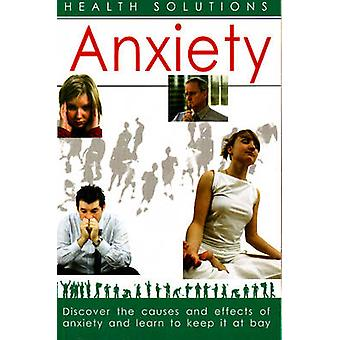 Anxiety - Health Solutions by Savitri Ramaiah - 9788120733268 Book