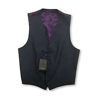 Paul Smith Luxury waistcoat in blue