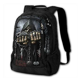 Spiral direct - game over - backpack
