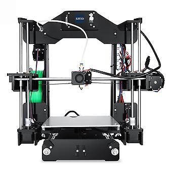 Ezt z1+l 3d printer kit 220*220*240mm printing size support laser printing/intelligent leveling