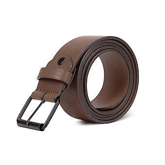 Allthemen Men's Belt Classic Dress&Casual Single Prong Cintura in pelle