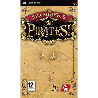 Sid Meiers Pirates (PSP) - Usine scellée