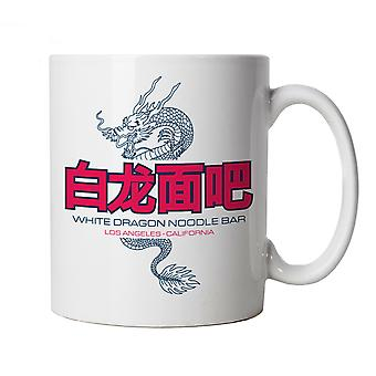 White Dragon Noodle Bar, Mug | Sci-Fi TV & Movie Cup Gift