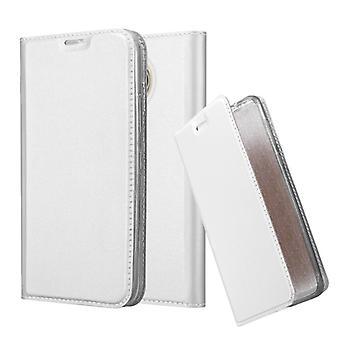 Cadorabo tilfældet for Motorola MOTO G5S PLUS Case Cover-telefon tilfældet med magnetisk lukning, stativ funktion og kort rum-sag Cover sag sag sag sag case sag bog folde stil