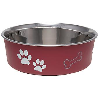 Bella Bowl Small 1pt-Merlot LP7412