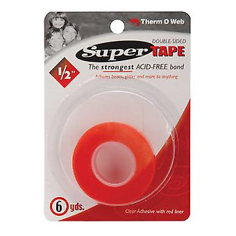 Super Tape Double Sided 1 2